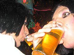 Bier und Karneval © Flickr / savv