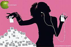 MP3-Player birgen Gefahr fürs Gehör © Flickr / Brianfit