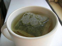 Grüner Tee für Gesundheitsbewusste