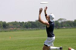 Die Frisbee fest im Visier © Flickr / akeg