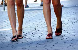 Beine: Wellness für die Venen