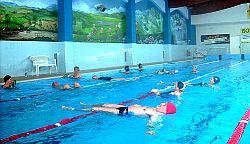 Nicht nur für Senioren empfehlenswert: Aqua Fitness © Flickr / teammarche