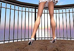 Schöne Beine dank Sahne-Zucker-Peeling