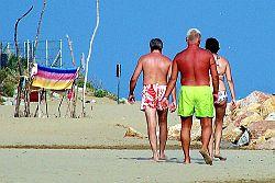 Im Urlaub unbedingt vor Sonnenbrand schützen © Flickr / focusforward