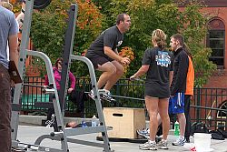 CrossFit Training  Flickr / thewattersfamily