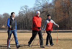 Nordic Walking © Flickr / GAP089