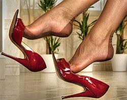 High Heels © Flickr by Markusram
