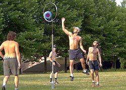 Friskee - Funsport mit der Frisbee