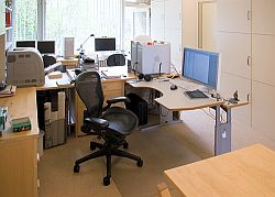 Arbeitsplatz © Flickr by Benjamin Rossen