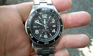 Uhr und Sport – mit tollen Sportuhren wunderbar kombinierbar