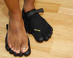 Vibram Five Fingers. Foto: Flickr by mr.moneda