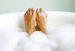 Heißes Bad © Flickr by tapsyblue