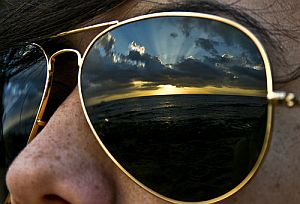 Sonnenbrille. Foto: Flickr by d3b...*