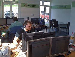 Büro. Foto: Flickr by oliverlindner