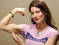 Muskeltraining für Frauen – besser als Frau denkt