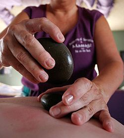 Hot Stone Massage. Foto: Flickr/borediq
