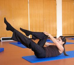 Pilates. Foto: Flickr/sazztastical