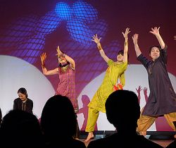 Bollywood Dance. Foto: Flickr/preetamrai