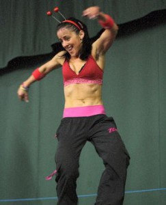 Zumba: Tanzende Workout trainiert den ganzen Krper und macht rundum fit. Foto: Flickr/Steve Tolcher