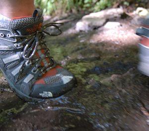 Outdoor Schuhe. Trekking.