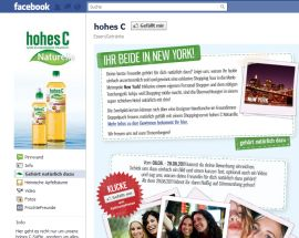 hohes C Facebook