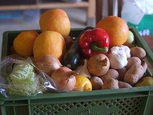 Obst und Gemüse. Foto: Flickr/angelaseiten