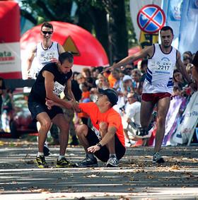 Marathon, Laufen © Flickr/powazny