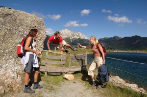 Geocoching: spannende Alternative zum Wandern