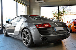 Der neue Audi R8 im Video