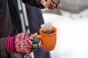 Ingwertee als Naturarznei gegen Erkältungskrankheiten