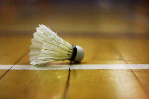 Badminton © Flickr / Dee'lite