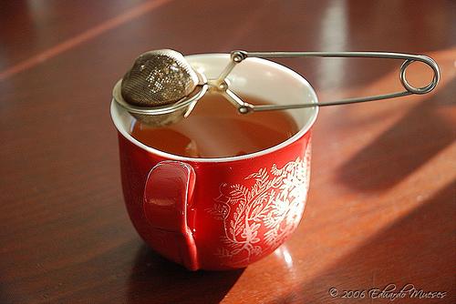 Grüner Tee © Flickr / Eduardo Mueses
