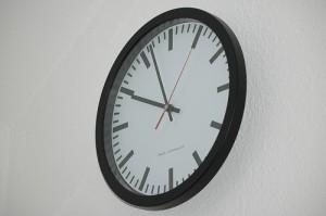 Uhr © Axel Schwenke / Flickr