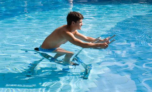 aqua biking © Hotel Montecatini Terme / Flickr