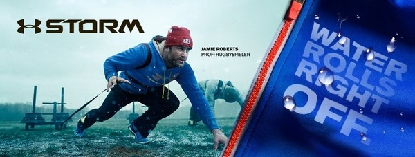 X STORM © Under Armour