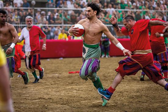 Calcio Storico Fiorentino © Canon