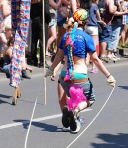 Fitnesstrends für 2015: Punk Rope und Functional Fitness