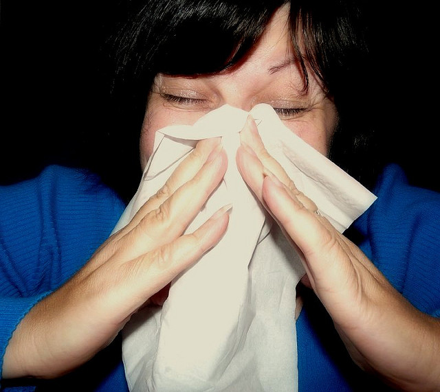 Der Frühling macht Allergikern zu schaffen © mcfarlandmo by Flickr