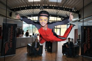 Indoor Skydiving in Bottrop – das Gefühl des freien Falls erleben