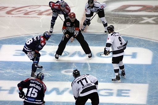 DEL: Eisbären Berlin vs. Nürnberg Ice Tigers von Denis Apel (Eigenes Werk) [CC BY-SA 4.0], via Wikimedia Commons